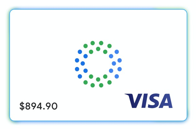 Google Card Virtuell