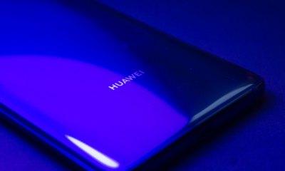 Huawei Logo Rückseite Mate 20 Pro Head