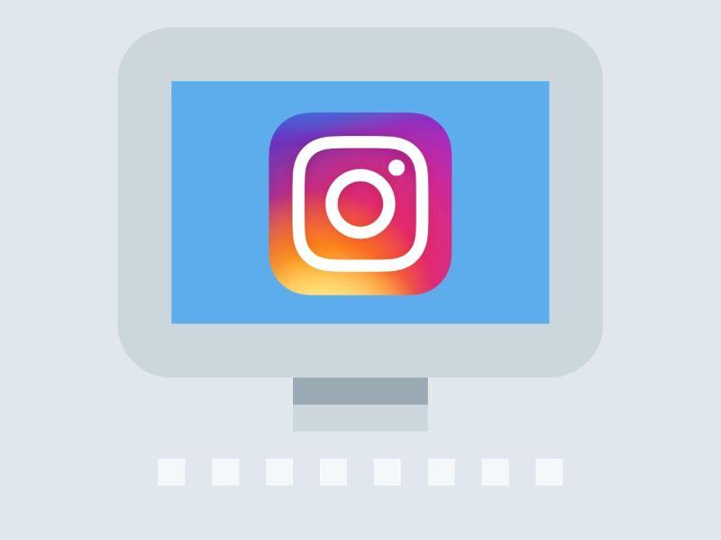 Instagram Livestream Desktop Header