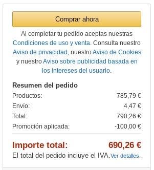 Mi 10 Amazon Spanien Start Deal