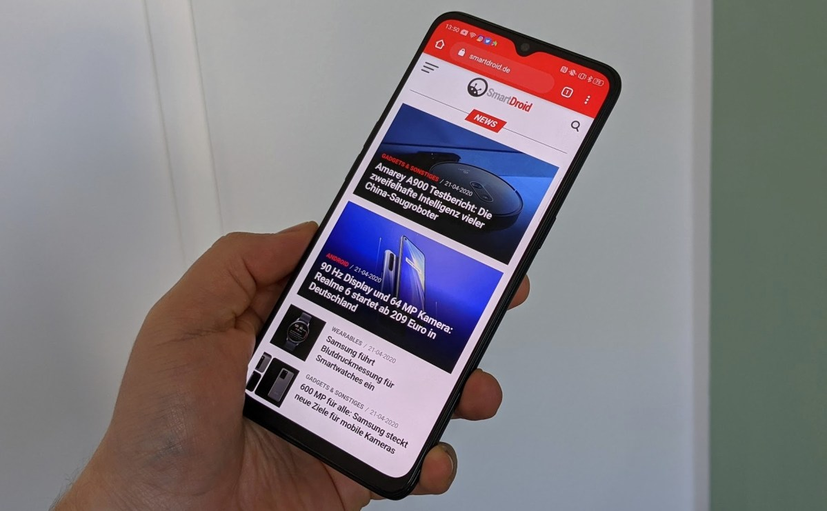 Oppo A91 Display