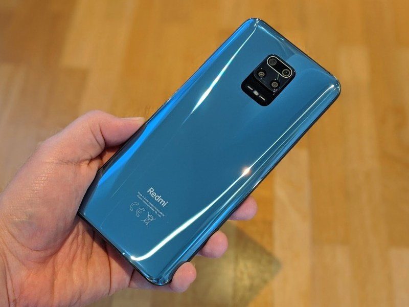 Redmi Note 9s Head