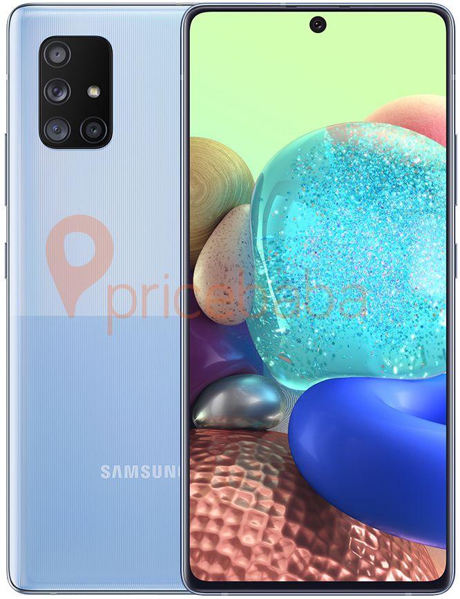 Samsung Galaxy A71 5g Pricebaba 02