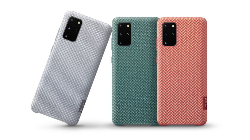 Samsung Galaxy S20 Kvadrat Sustainable Smartphone Cover