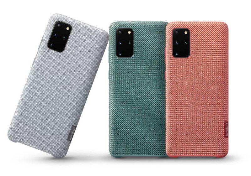 Samsung Galaxy S20 Kvadrat Sustainable Smartphone Cover