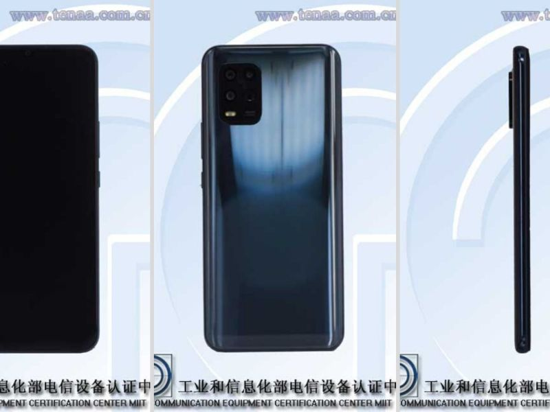 Xiaomi Mi 10 Se Youth Edition Tenaa Header