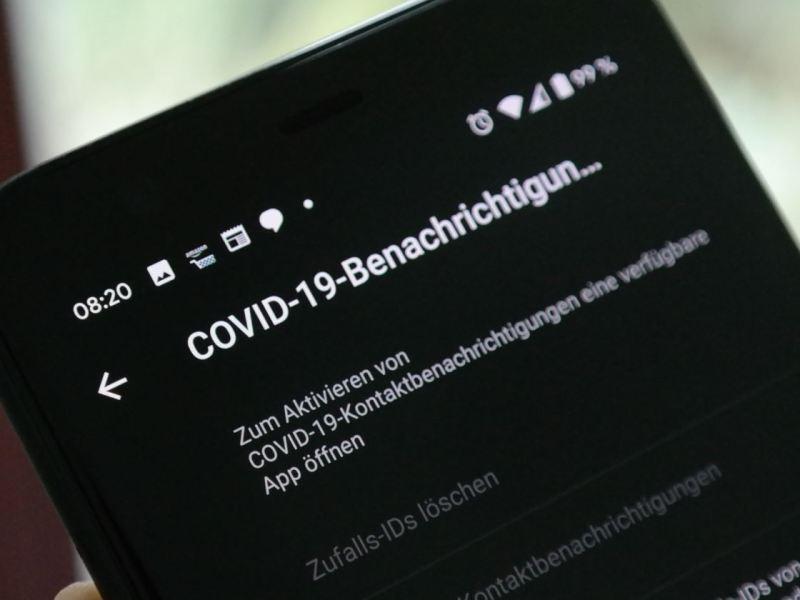 Covid 19 Benachrichtigungen Android Einstellungen
