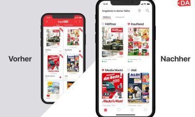 Kaufda Redesign 2020