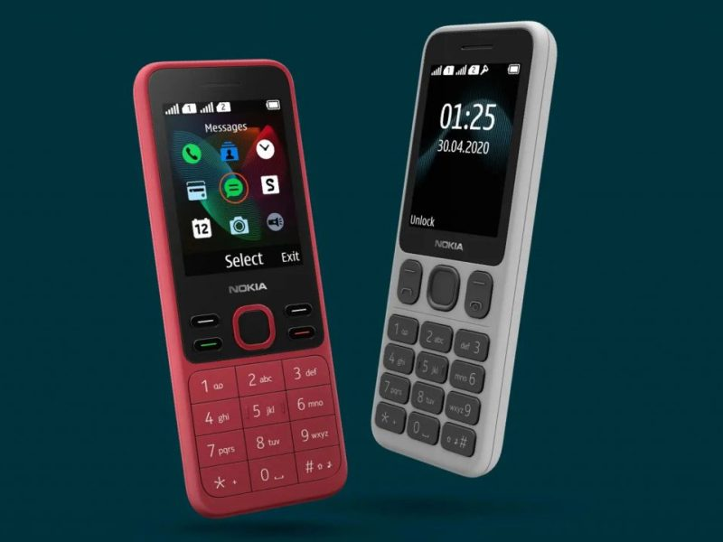 Nokia 125 Nokia 150 2020 Header