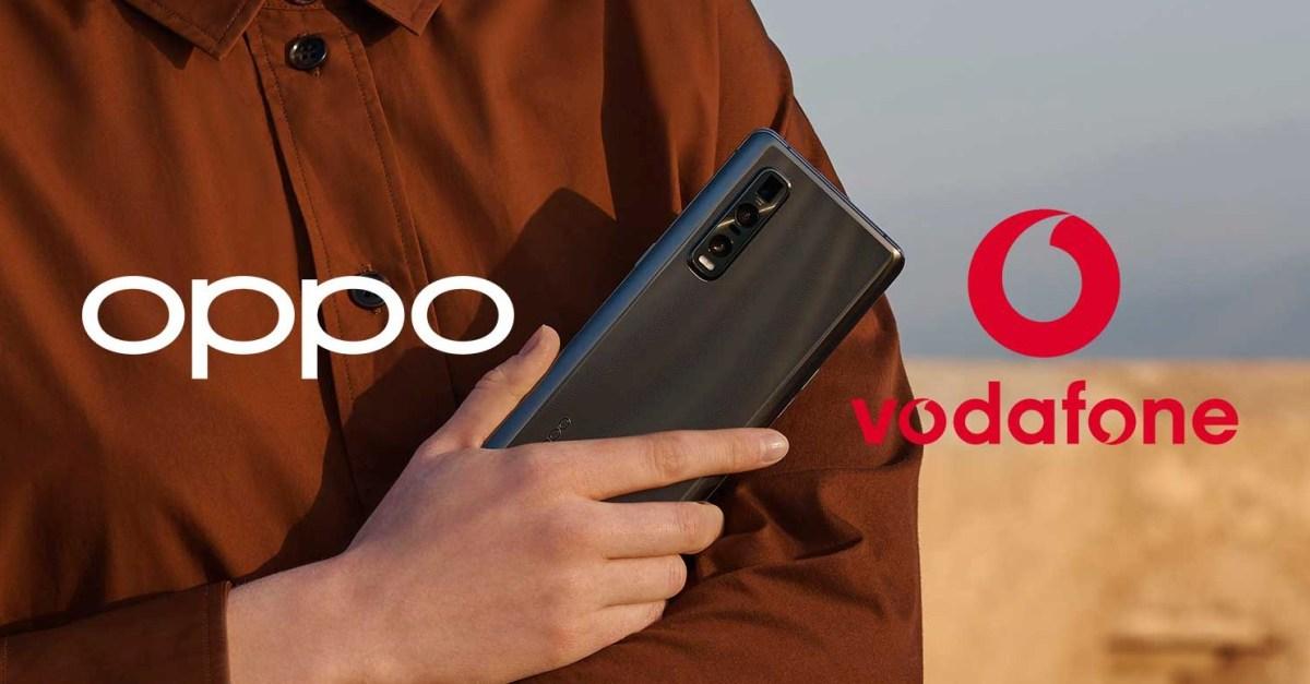 Oppo Vodafone