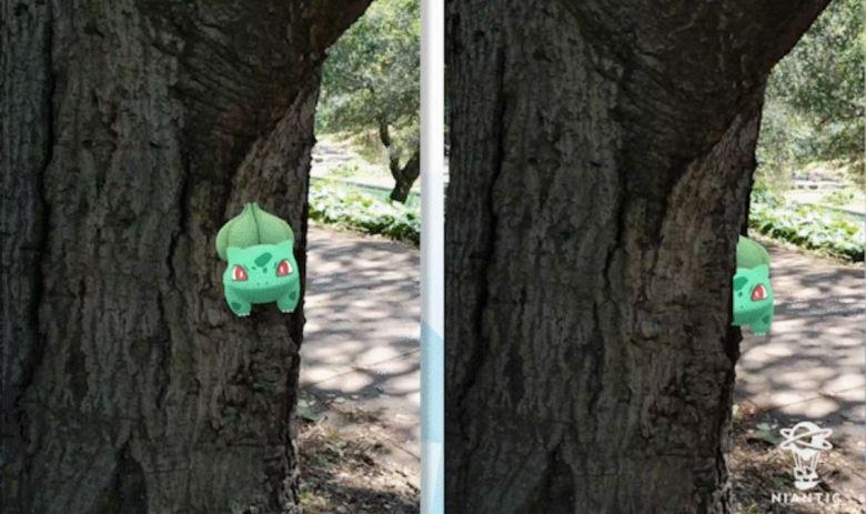 Pokemon Go Echtwelt Objekte Kollision