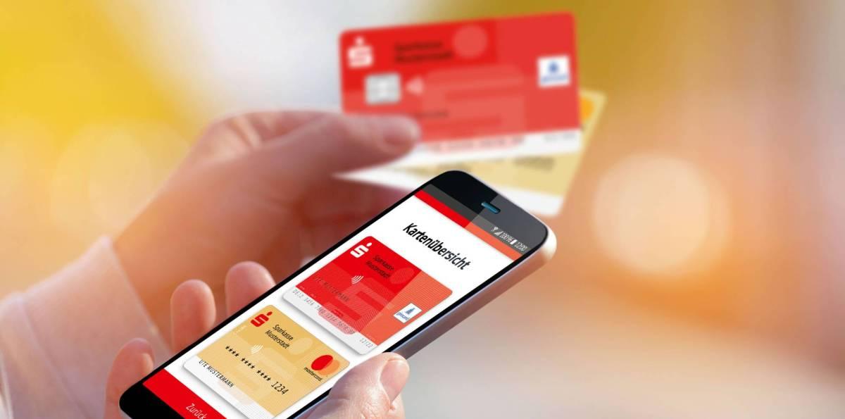 Sparkasse Karte Kontaktlos Mobil Bezahlen