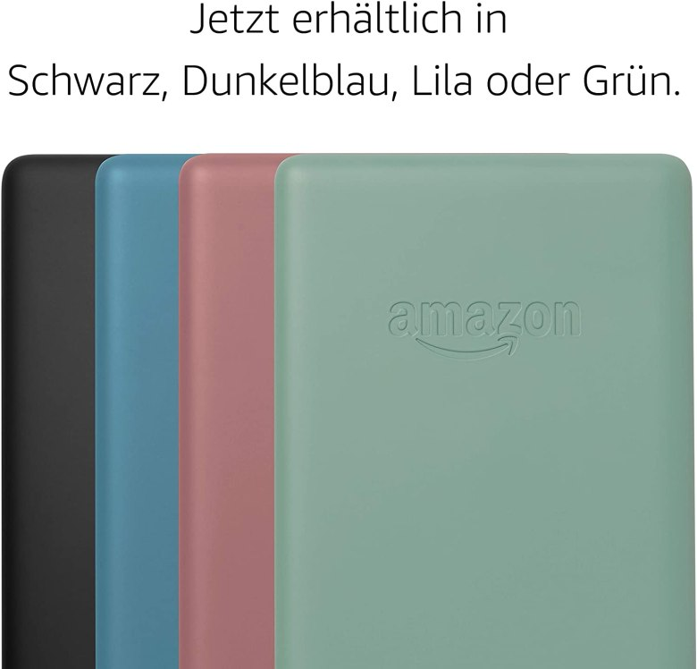 Amazon Kindle Paperwhite Colors