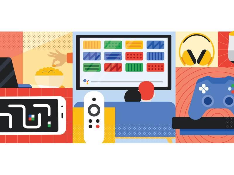 Hey Google Smart Home Head