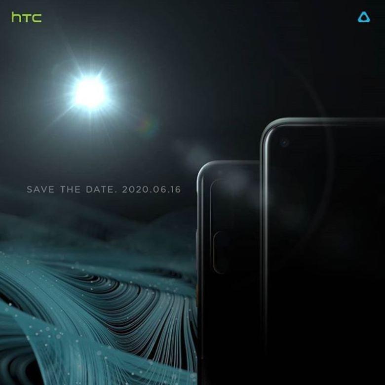Htc Desire 20 Pro Teaser