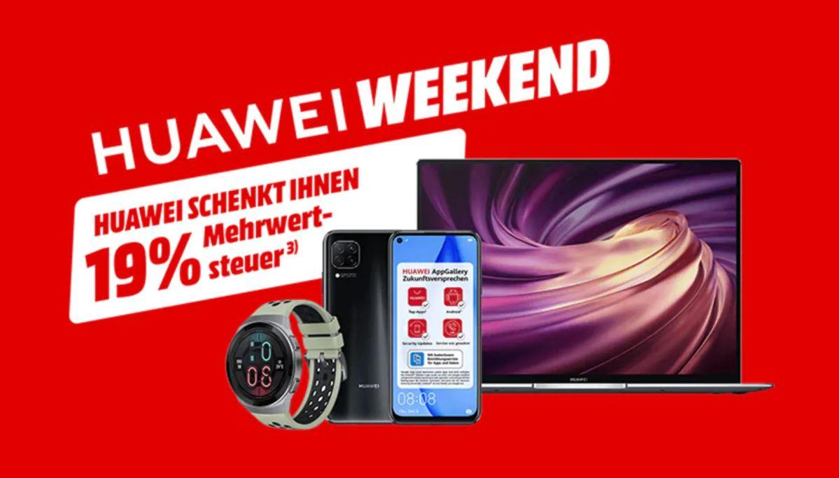 Huawei Weekend