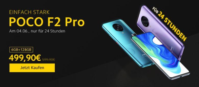 Poco F2 Pro 499 Euro Aktion Mi.com
