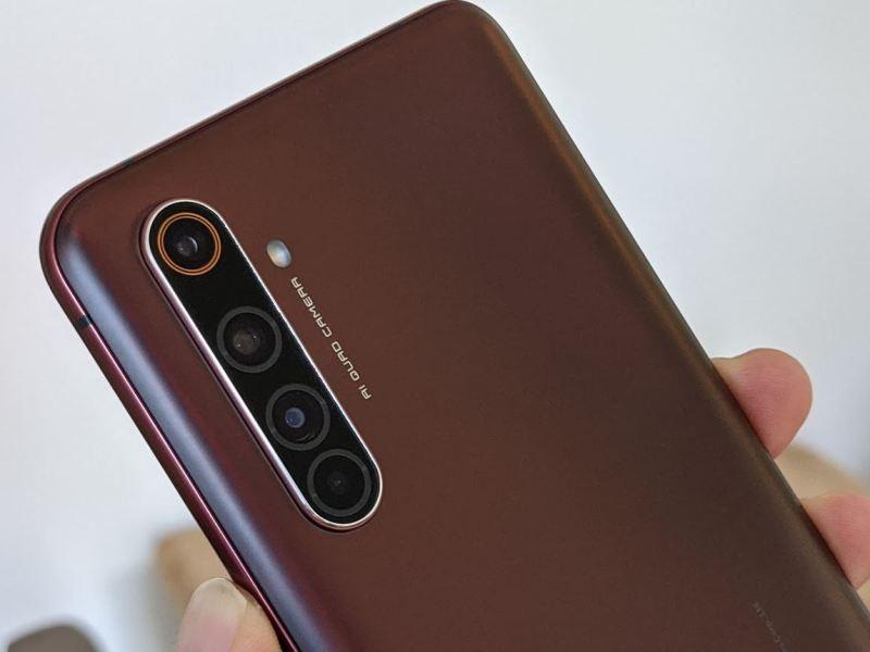Realme X50 Pro 5g Kamera