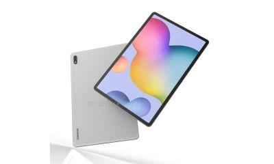 Samsung Galaxy Tab S7 Plus Render Leak Pigtou