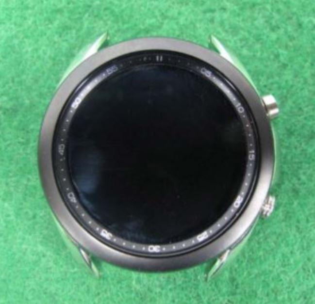 Samsung Galaxy Watch 3 Foto Leak