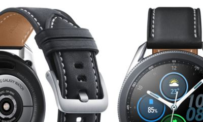 Samsung Galaxy Watch 3 Leak (2)