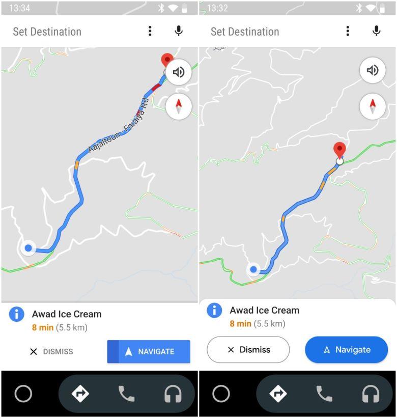 Android Auto Google Maps Neu Juni 2020 2