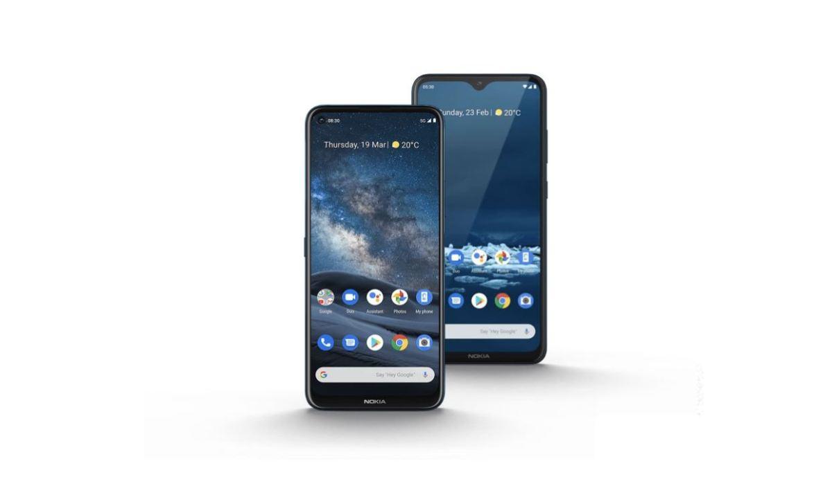 Android One Nokia 5.3 Und Nokia 8.3