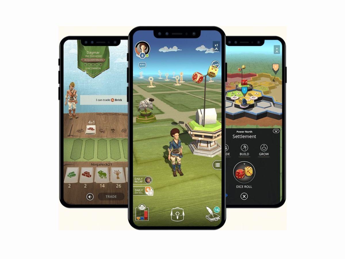Catan World Explorers Screenshots Header