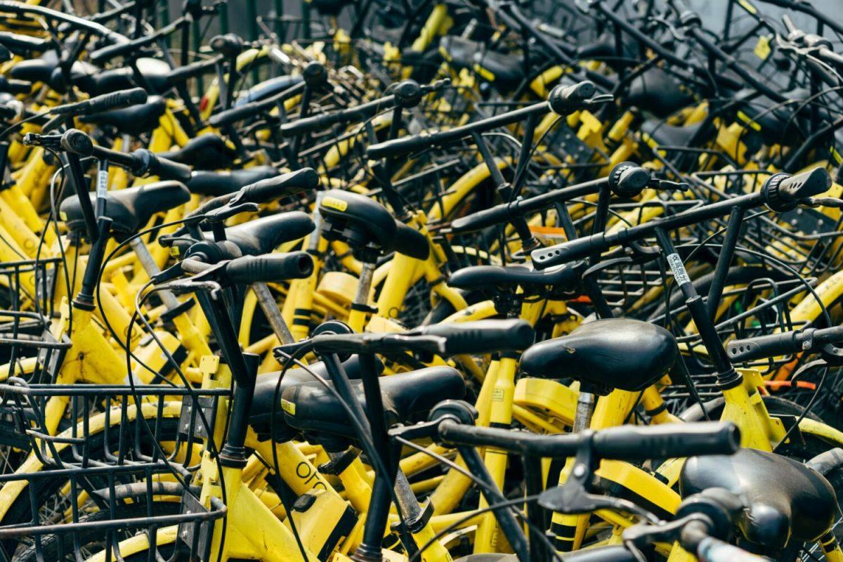 Fahrrad Bike Sharing