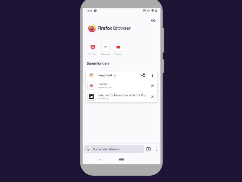 Der Neue Firefox Android Head 79