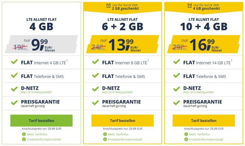 Freenet Mobile Aktion Juli 2020