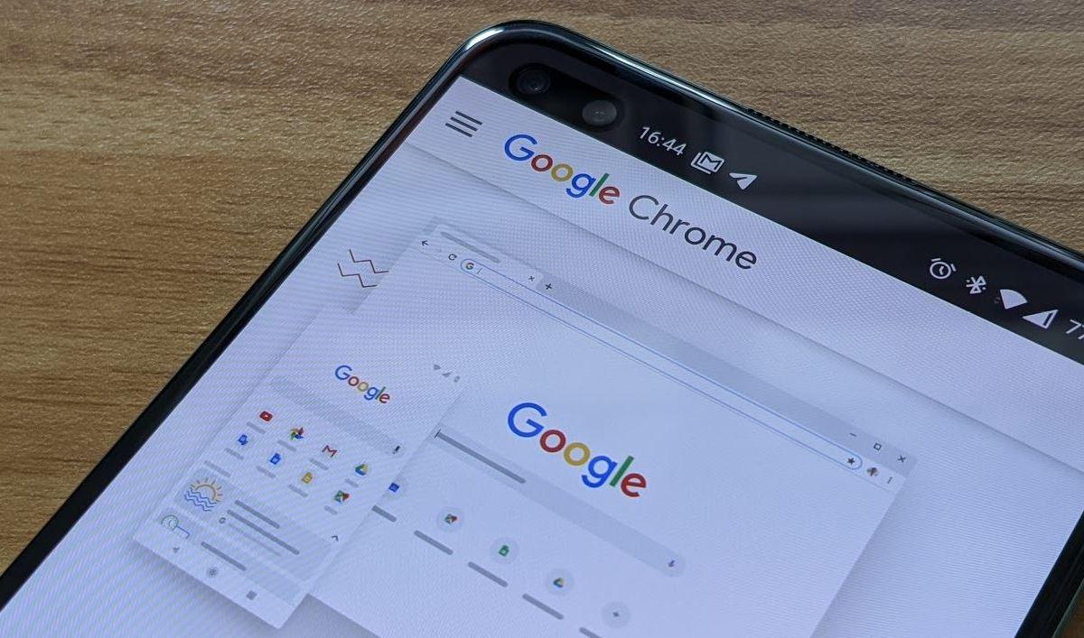 Google Chrome Head