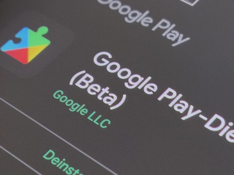 Google Play Dienste Head 2