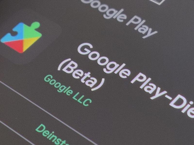 Google Play Dienste Head 2