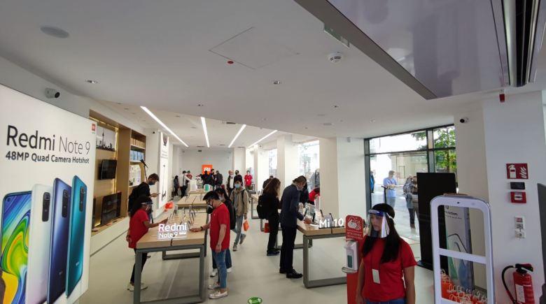 Mi Store Düsseldorf Eröffnung