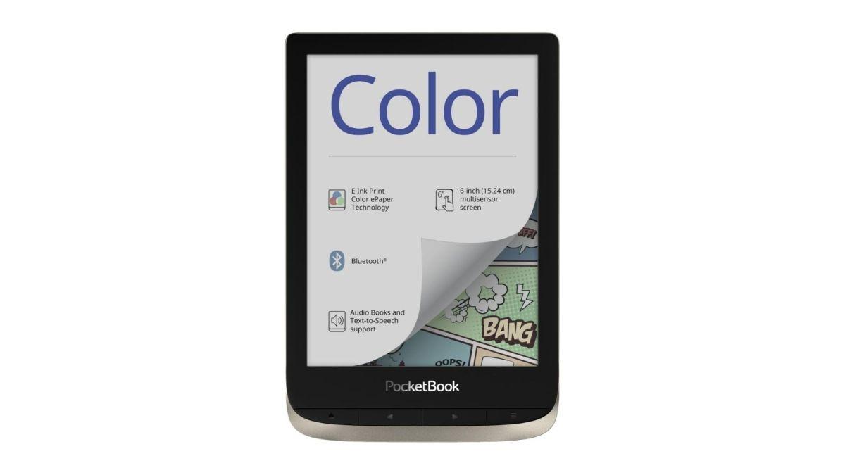 Pocketbook Color Kaleido Ereader Header