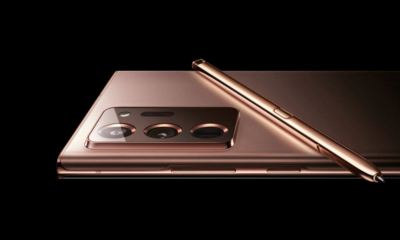 Samsung Galaxy Note 20 Bronze 2