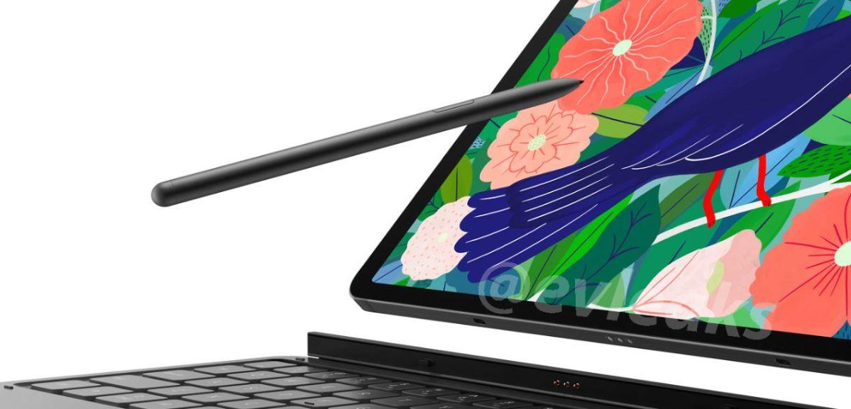 Samsung Galaxy Tab S7 Evleaks Leak (2)