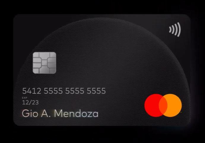 True Name Mastercard