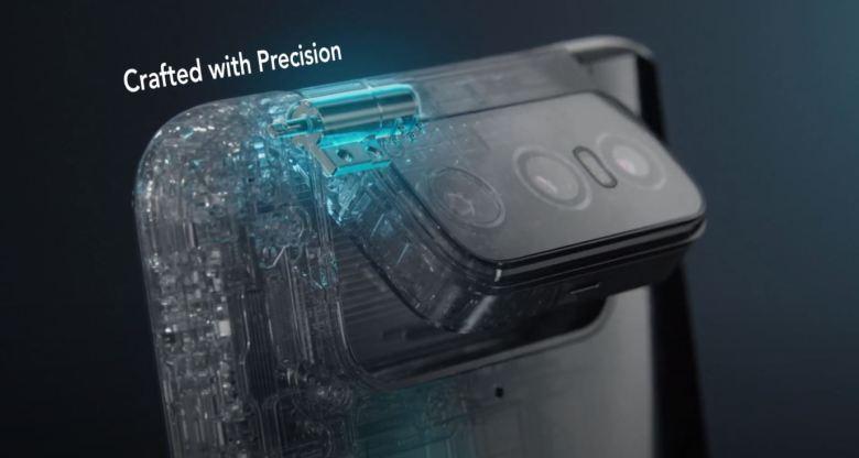 Asus Zenfone 7 Kamera2
