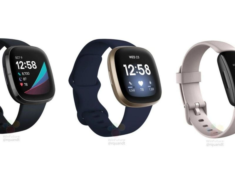 Fitbit Versa 3 Sense Inspire 2 Header