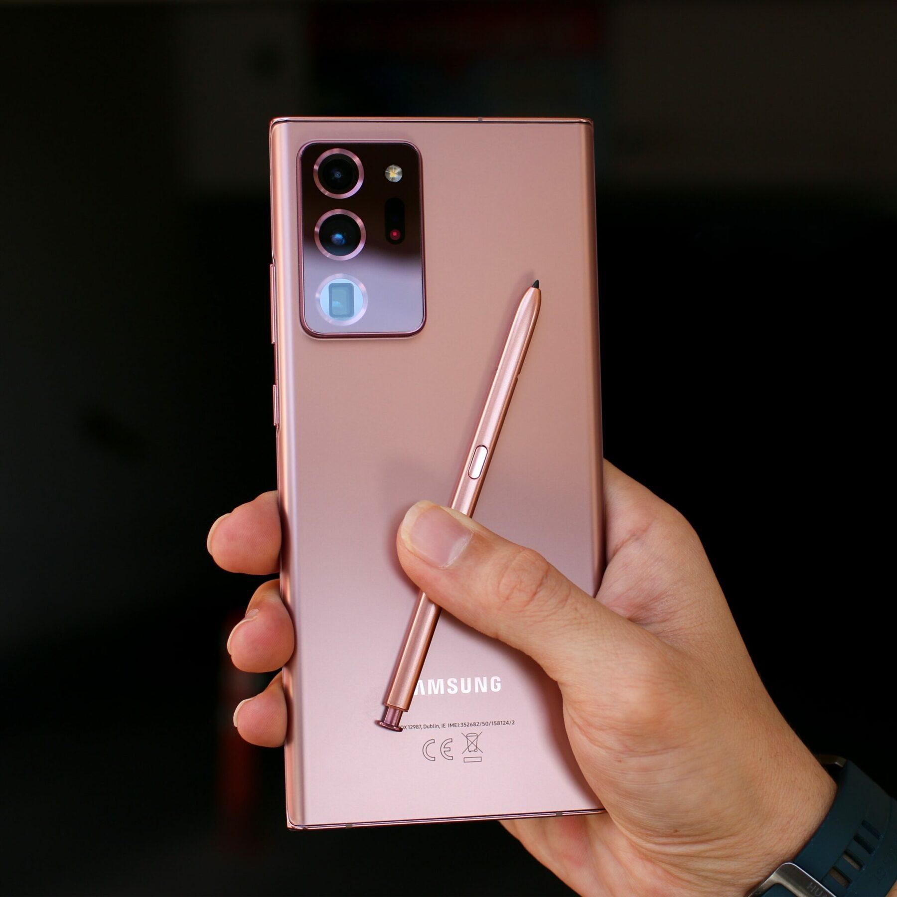 5G-Topseller: Samsung und Huawei im Wettkampf um die Spitze