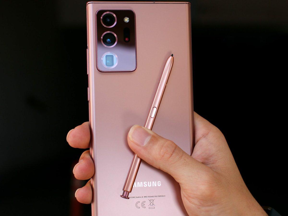 Galaxy Note 20 Ultra Zana Latif 5ujmg9fuao0 Unsplash