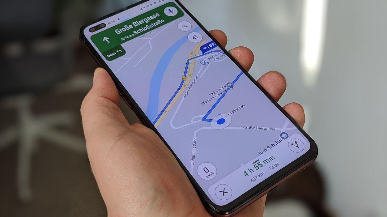 Google Maps für Navigation gar nicht gut genug?