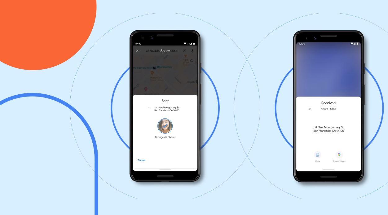 Nearby Share: Mit Googles neuer Funktion für Android teilst du Dateien schnell und komfortabel an deine Freunde