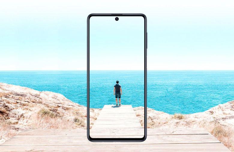 Samsung Galaxy M51 2