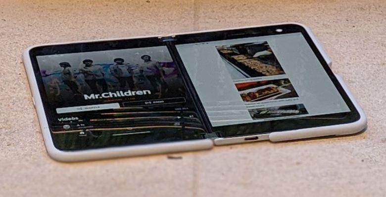 Surface Duo Lockheimer Foto