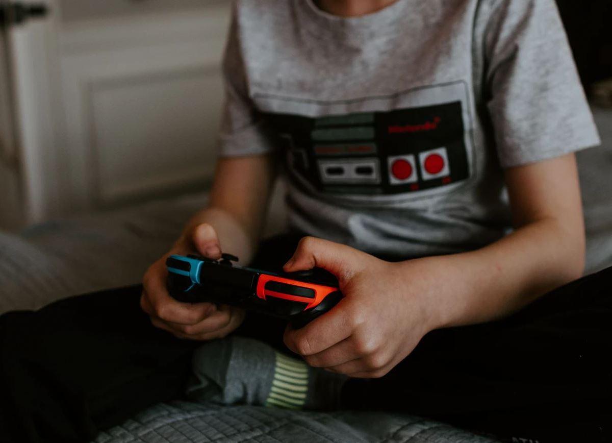 Nintendo Switch Gaming Head