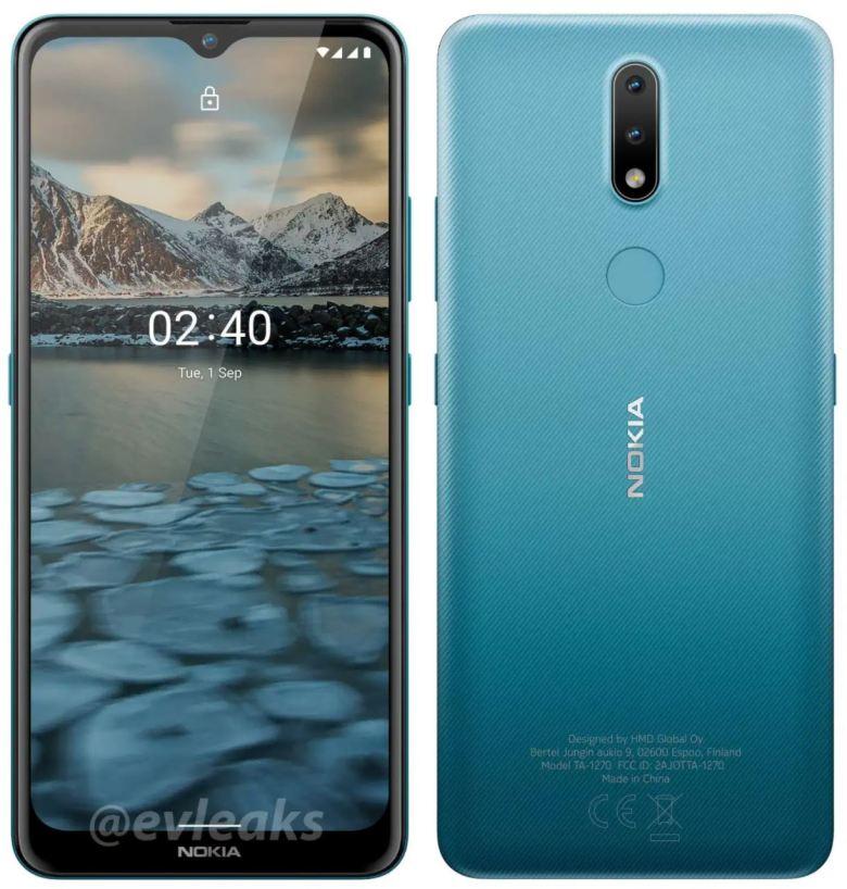 Nokia 2.4 Leak2