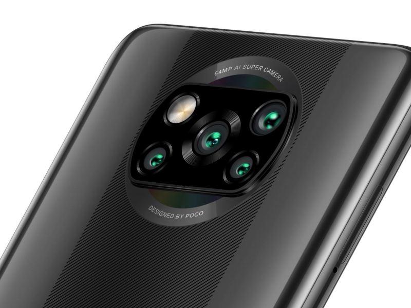 Poco X3 Kamera